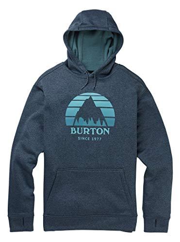 Burton Men's MB Oak PO, Sunset Dress Blue Heather, Medium