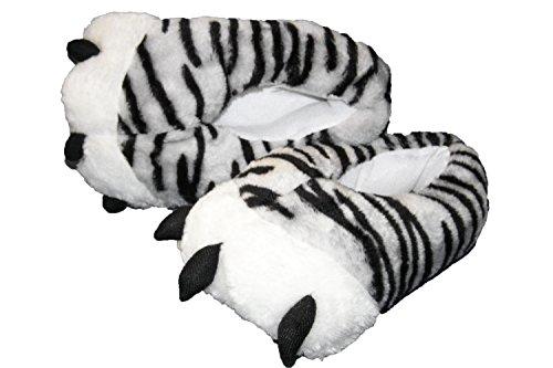 Tiger Hausschuhe Tierhausschuhe Gr. 40-45