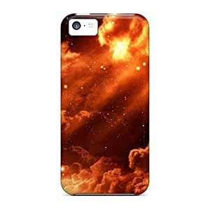 New Qbt5099SCdh Space Covers Cases For Iphone 5c