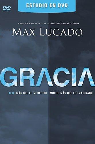 Gracia DVD Guía del lider y participante: Más que lo merecido, mucho más que lo imaginado (Spanish Edition) by HarperCollins Christian Pub.