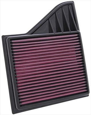 Replacement Air Filter - FORD MUSTANG GT 4.6L V8; 2010-2014