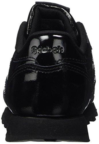 Reebok Classic Leather Patent, Zapatillas Unisex Bebé Negro (Black 000)