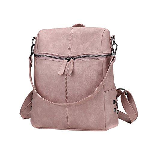 Summer Japan Casual Zaino Womens Best Fashion Bag Fashion rosa Ring Backpack Travel Girls Iwqan0nxS