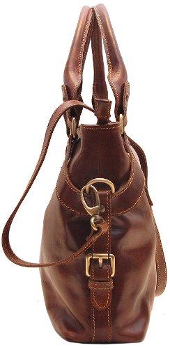Bag Bag Leather Leather Floto Brown Taormina Taormina Bag Brown Floto Leather Taormina Floto Floto Brown qOEWA