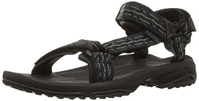 Teva Men's Terra Fi Lite Sandal,Firetread Midnight,7 M US