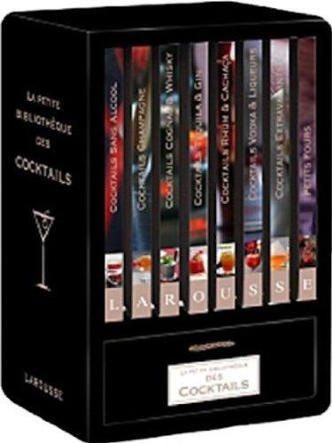 La petite bibliothèque des cocktails Relié – 5 octobre 2011 Mathias Giroud Sandrine Houdré-Grégoire Larousse 203586528X