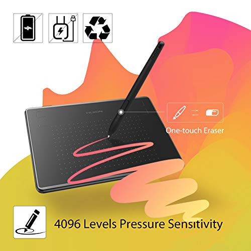 Huion Inspiroy H430P OSU Graphic Drawing Tablet with - Import It All