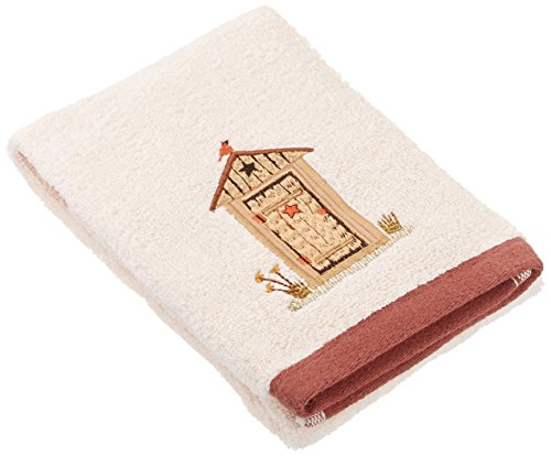 - Saturday Knight Outhouses Hand Towel