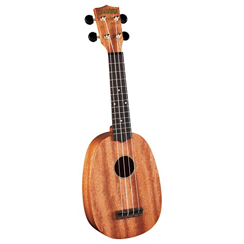 Price comparison product image Hamano U-320P Deluxe Pineapple Ukulele Outfit