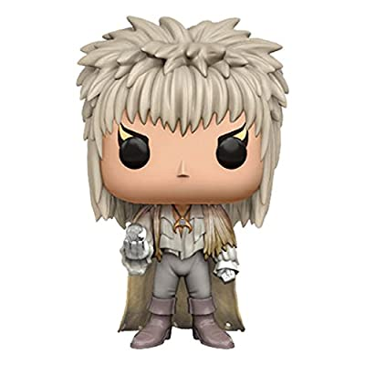 Funko Pop Labyrinth: Jareth with Orb Collectible Figure, Multicolor: Toys & Games