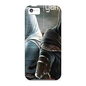 Durable Hard Phone Covers For Iphone 5c (VnJ457XuLT) Unique Design Beautiful Assassins Creed Series