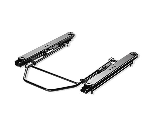 Bestop 51255-01 Black Single Seat Slider for 1976-1995 CJ5, CJ7 and Wrangler