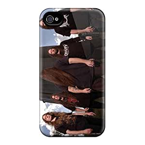 Iphone 4/4s JYK3383XJSm Allow Personal Design Realistic Cannibal Corpse Band Pattern Excellent Hard Cell-phone Case -EricHowe
