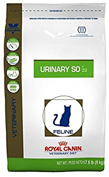 Royal canin Feline Urinary So 33 Dry Cat Food (17.6 LB) by Royal Canin: Amazon.es: Productos para mascotas
