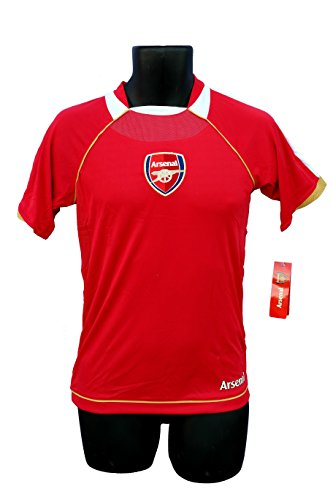 Arsenal Officially Licensed Youth Soccer Training Performance Poly Jersey 002 Youth Size YL