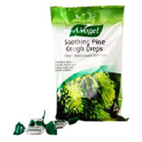 A Vogel Cough Drops, Soothing Pine, 18 CT (Pack of 2)