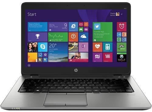 (Renewed) HP Intel 5th Gen Core i5 5300U 14-Inch (35.56 cms) 1366×768 Laptop (8 GB/500 GB HDD/Windows 10/MS Office 2019 /Intel HD Graphics 5500/Black/1.50 Kg), EliteBook 840 G2