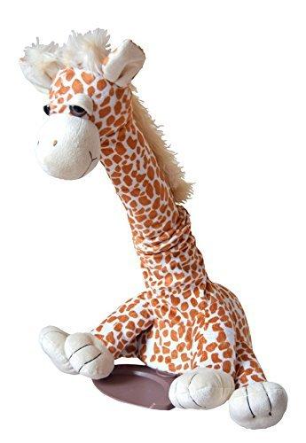 SleepyBobo Portable Automatic Cot/Crib/Car Seat/Rocker (Gerry The Giraffe) by Sleepybobo
