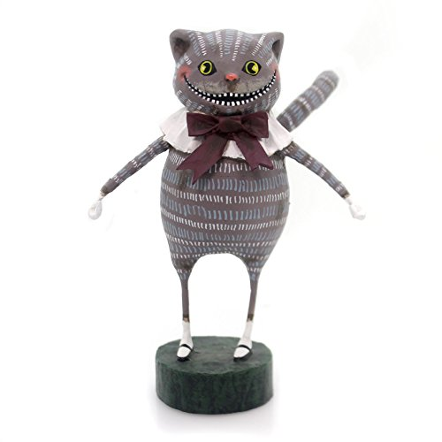 Lori Mitchell CHESHIRE CAT Polyresin Lori Mitchell 11044