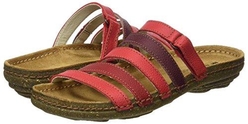 Donna Grain Toe a Soft Sandali Multicolore Torcal N327 Vulcanizadaos Y Inyectados S Open xwBYqUcPS
