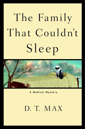 The Family That Couldn't Sleep: A Medical Mystery (English Edition)