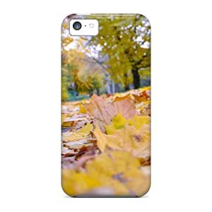LJF phone case Durable Protector Case Cover With Autumn Free Autumn 02 Hot Design For iphone 6 plus 5.5 inch