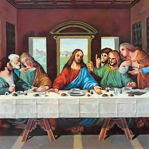 1-X-Last-Supper-Paper-Placemats
