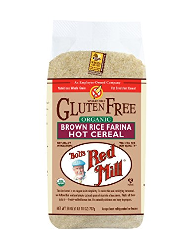 bob red mill brown rice - 8