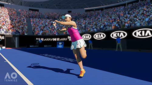 AO Tennis 2 (NSW) - Nintendo Switch 7