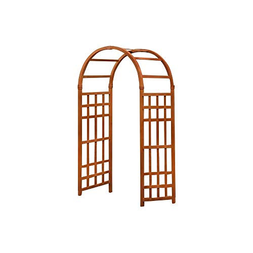 BS Arch Garden Trellis for Climbing Plants Vinyl Arched for sale  Delivered anywhere in USA