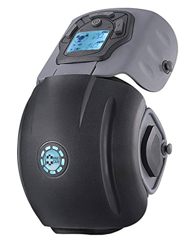 iVOLCONN Knee Wrap Massager with Heat and Vibration Therapy Massage for Joint Pain Relief