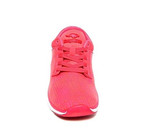 sint KangaROOS deportiva 8005 K zapatilla material Blue Run de qq8FwzR
