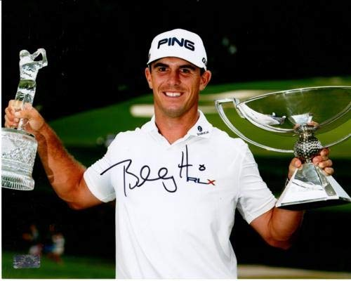 Billy Horschel Autographed Signed Auto Golf FedEx Cup Trophy 8x10 - Certified Authentic (Fedex Golf Cup)