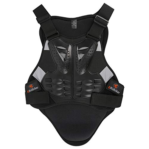 Length Motorcycle Vest - 8