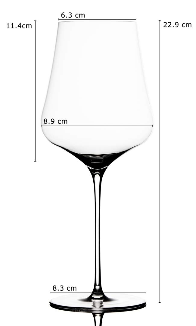 Gabriel Glas - Set of 24 - Austrian Crystal Wine Glass -''StandArt'' Edition by Gabriel-Glas (Image #8)