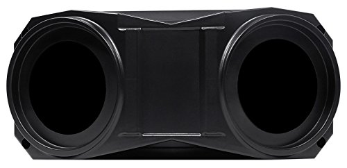"Metra OH-DIN01 6.5"" Overhead Speaker+Receiver Enclosure Pola"