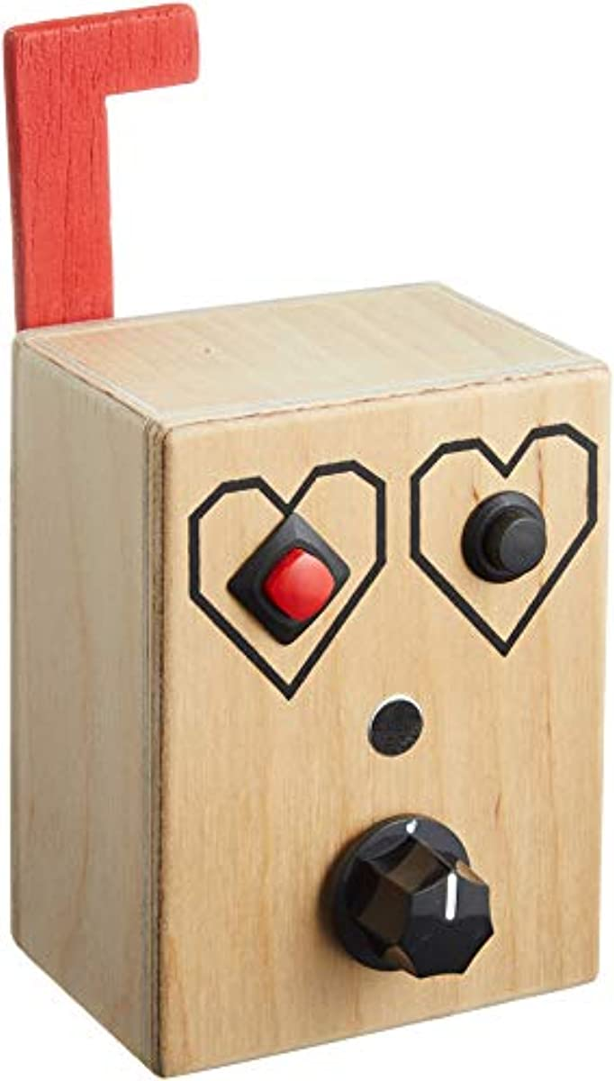 [해외] BRANDNEWNOISE LIL' MIB (MESSAGE IN A BOX) 보이스 레코더・뮤직・가제트
