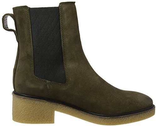 Boots Chelsea M1285ia 3b2 Hilfiger Damen Tommy XwqB1P