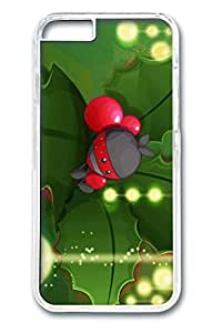 iPhone 6 Case,[Perfect-Fit] iPhone 6(4.7) Slim Hard PC Clear Case Protector Cover for New iPhone 6 Hollyberry