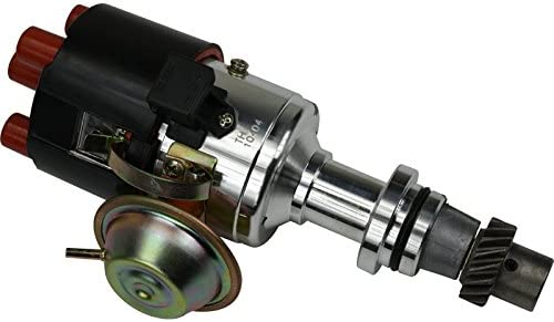 AIP Electronics Complete Premium Electronic Ignition Distributor Compatible Replacement For 1984-1990 Volkswagen and Audi 1.8L L4 /& Zamboni Oem Fit D205AF