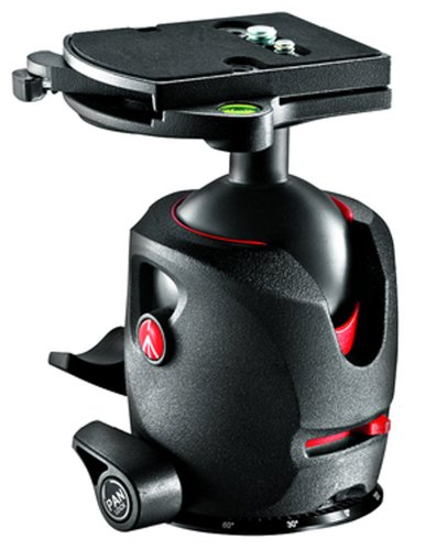 Manfrotto MH057M0-RC4 057 Magnesium Ball Head with RC4 Quick Release by Manfrotto