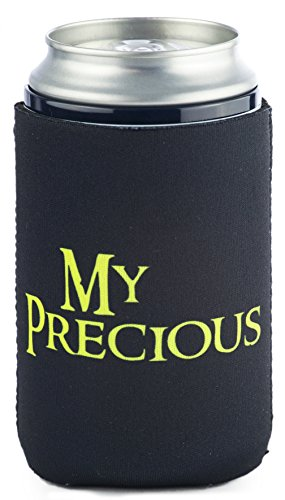 Funny Guy Mugs My Precious Collapsible Neoprene Can Coolie - Drink Cooler