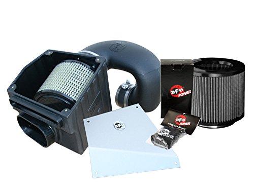 aFe Power Magnum FORCE 75-80072 Dodge Diesel Trucks 94-02 L6-5.9L (td) Performance Intake System (Oiled, 7-Layer Filter)