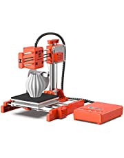 Mini 3D Printer, LABISTS X1 Entry-Level 3D Printer DIY Kit High Precision for Child Education Personal DIY Print Quietly, MicroSD Card Preloaded with Printable 3D Models, with 10M PLA Filament
