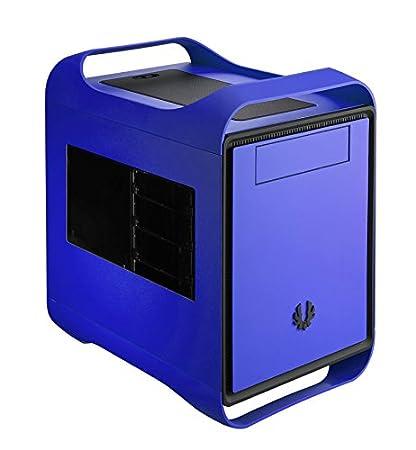 BitFenix Prodigy Mini-Tower Azul Carcasa de Ordenador - Caja ...