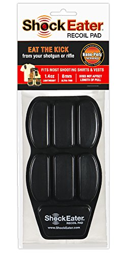 ShockEater® Recoil Pad (Shoulder Recoil Pad)