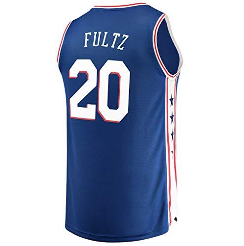Ao Fer Nema Men's_Markelle_Fultz_Royal Blue_Basketball Jersey Fans Replica Game Jersey Quality Sportswear
