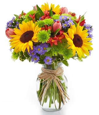 Revere  - Congratulations Flower Bouquet - Congratulations with flowers - Same Day Congratulations Flowers Delivery - Send Congratulations Flowers - Congratulations Flower Bouquet