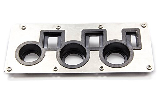 TILTON 72-799 Firewall Mount Plate for 900 Series Pedals (Pedal Tilton)