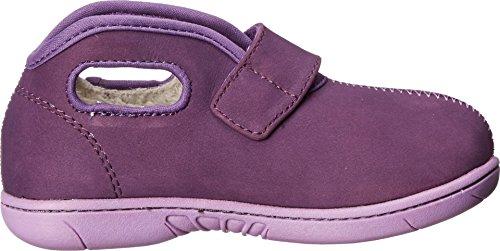 Bogs Kids Baby Girls Baby Mid Nubuck Purple